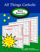 All Things Catholic Word Search