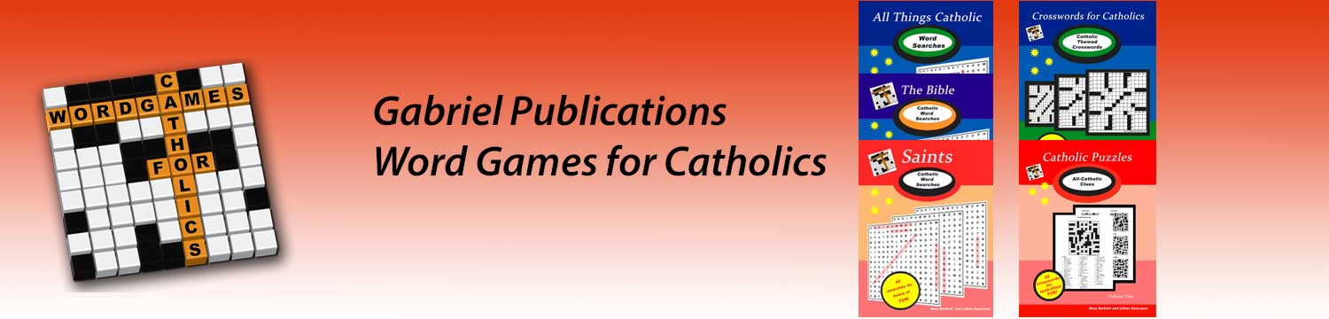 Word Games for Catholics